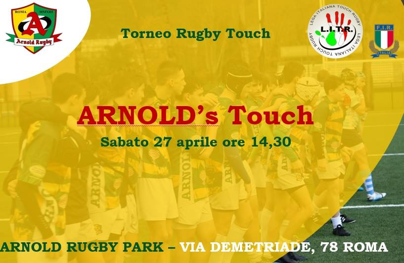Arnold's Touch