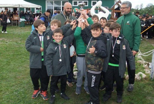 U10 al Torneo Federico II – Jesi – 05/05/2019