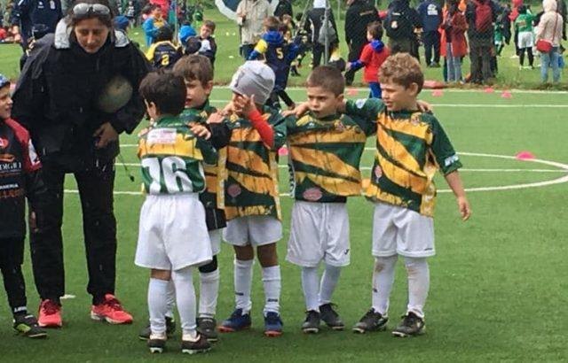 U6 al Torneo Federico II – Jesi – 05/05/2019