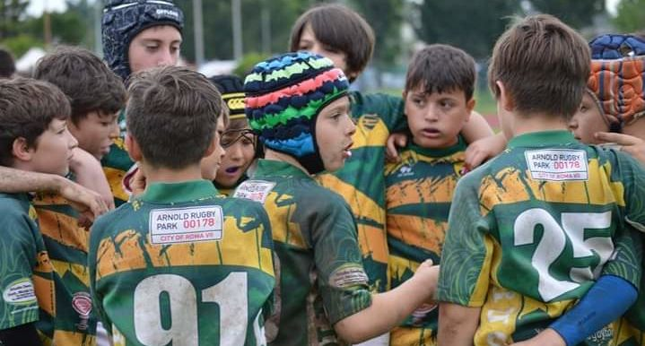 Giornata di Rugby all'Arnold Rugby Park