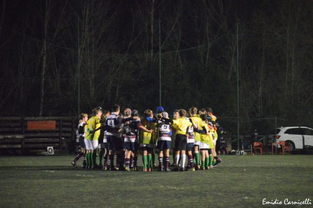 Under 14 Unione Rugby Capitolina – ASD Arnold Rugby – 14 dicembre 2019
