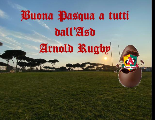 L'Asd Arnold Rugby augura una buona Pasqua
