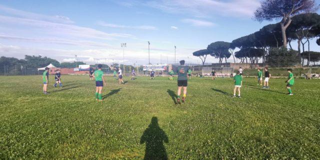 Torna in campo il rugby giovanile!