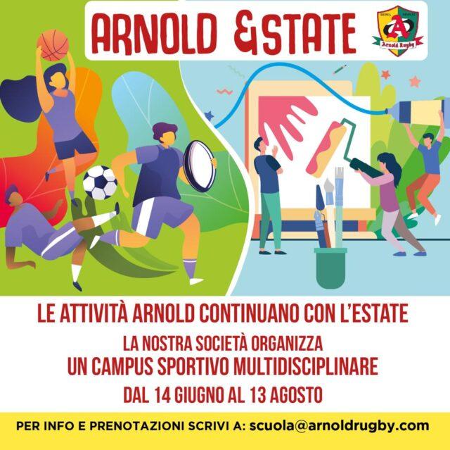"""CAMPUS SPORTIVO MULTIDISCIPLINARE """"ARNOLD&STATE"""""""
